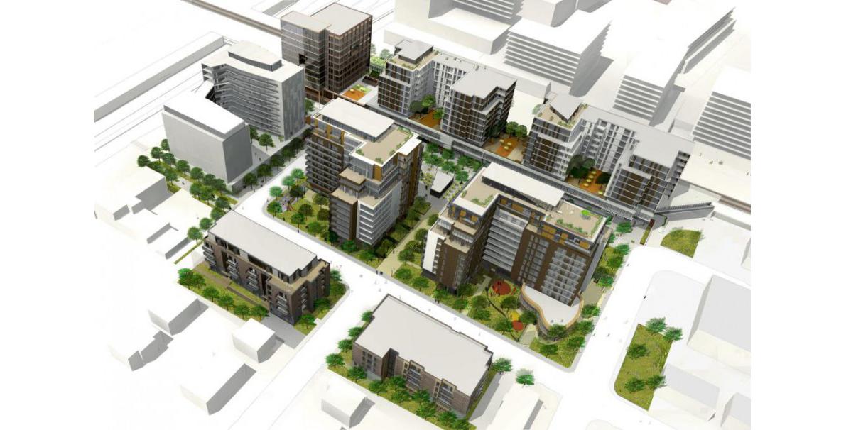 Projet Westbury